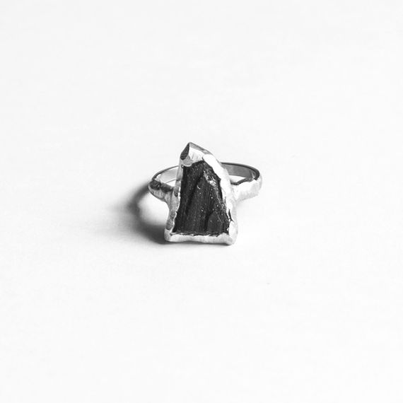 Ring Woodcoal by  Samesis,