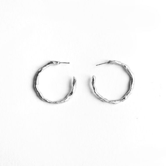 Earrings Circle_2 by  Samesis,