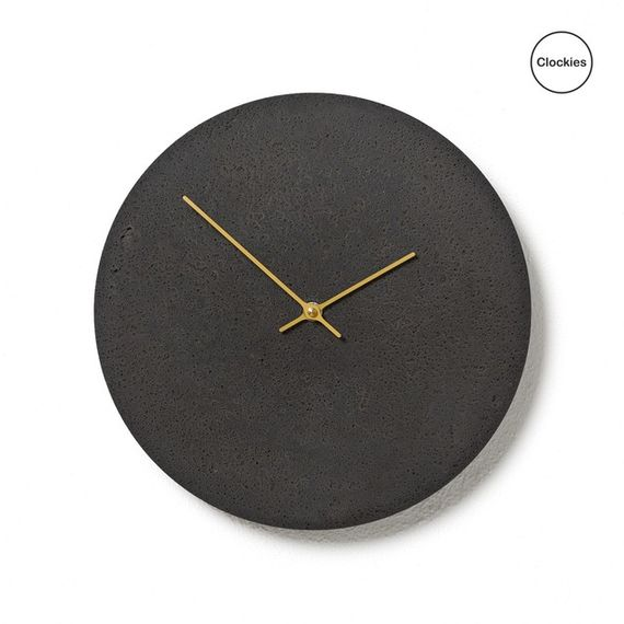 Conkrete clock CL300206  by  Clockies,