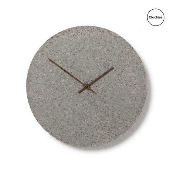 Conkrete clock CL300102  by  Clockies,