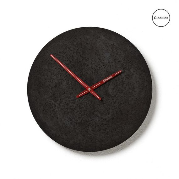Conkrete clock CL300310 by  Clockies,