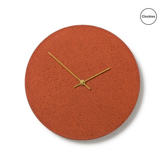 Conkrete clock CL300606 by  Clockies,