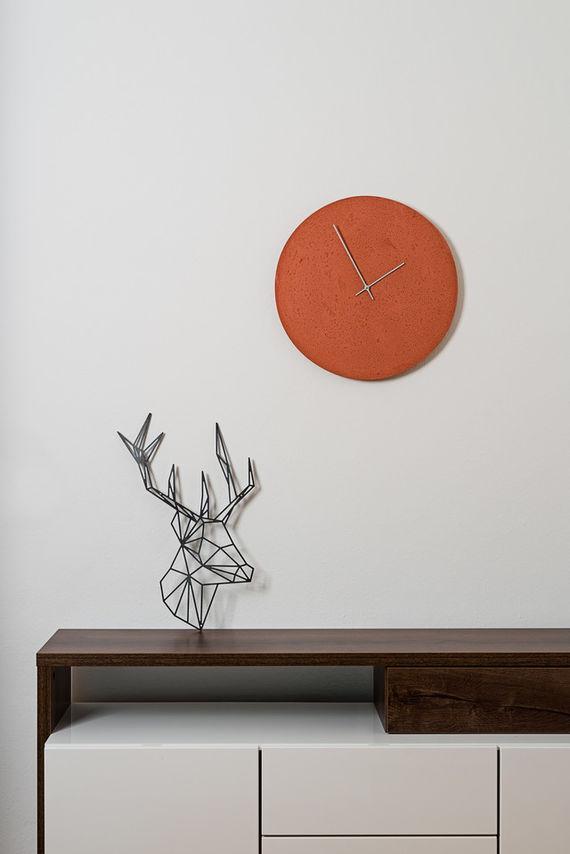 Artwork Betonové hodiny CL300606 other picture