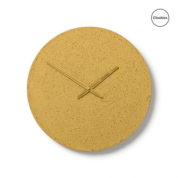 Conkrete clock CL300809 by  Clockies,