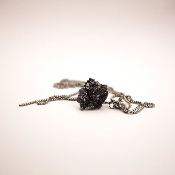 GALENIT No2 / Necklace by Želé  Jewellery,