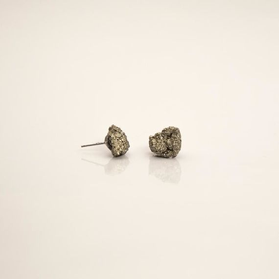 PYRIT No3 / Earrings  by Želé  Jewellery,