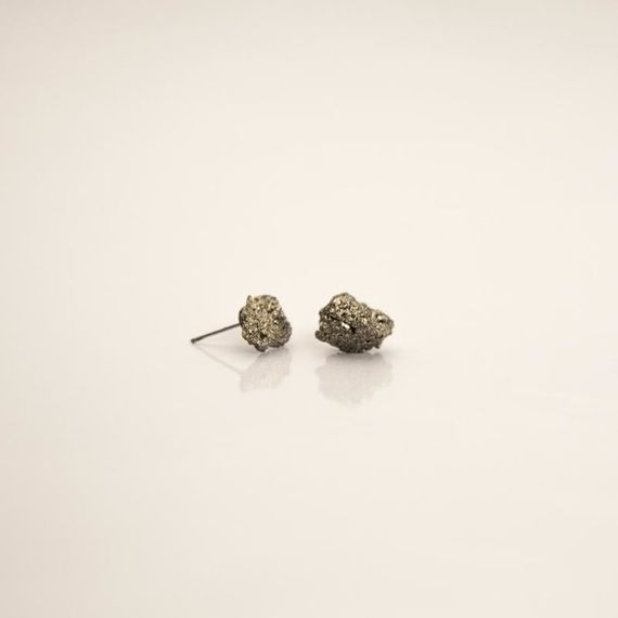 PYRIT No2 / Earrings  by Želé  Jewellery,