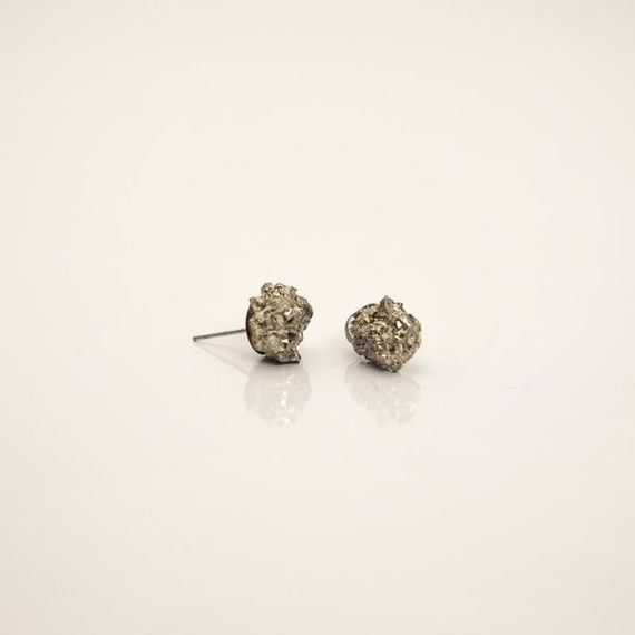 PYRIT No4 / Earrings  by Želé  Jewellery,