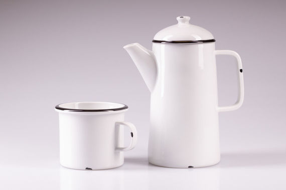 PORCELAINE TEAPOT by  Luckavo,