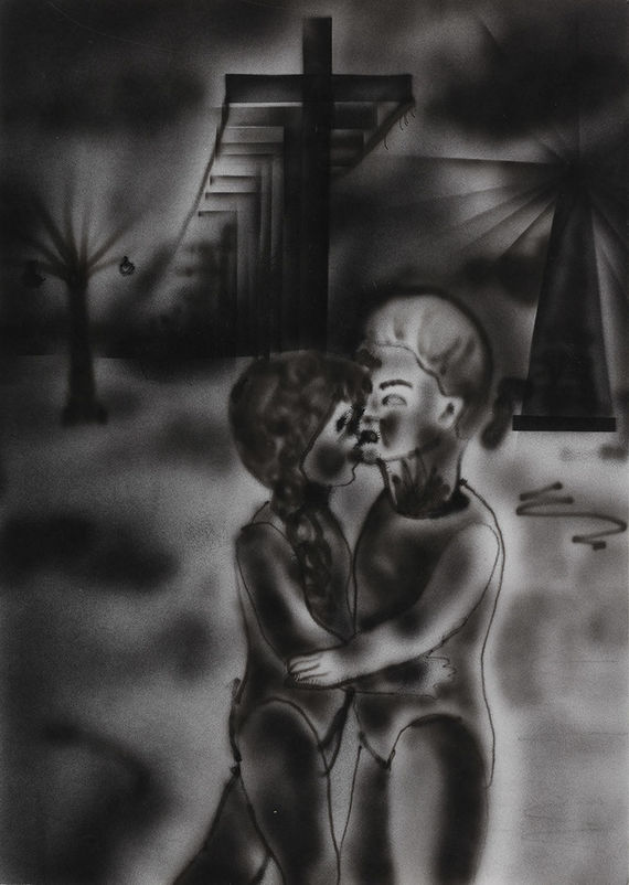 Lovers by Eva Maceková,