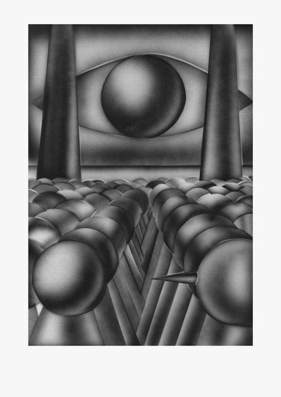 Spines by Eva Maceková,