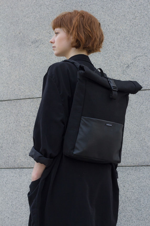 Backpack small by Monika Mongol,