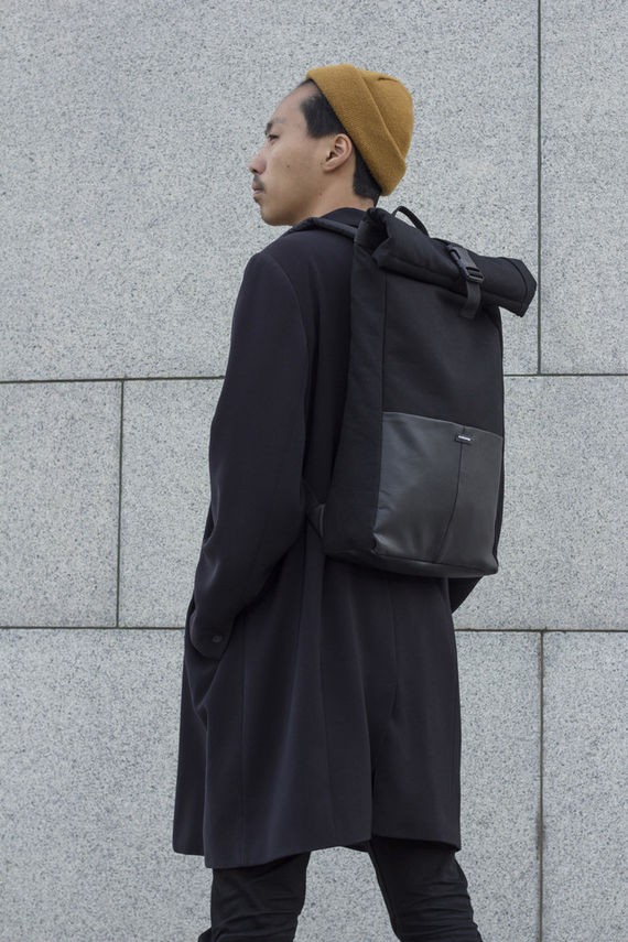 Backpack medium by Monika Mongol,