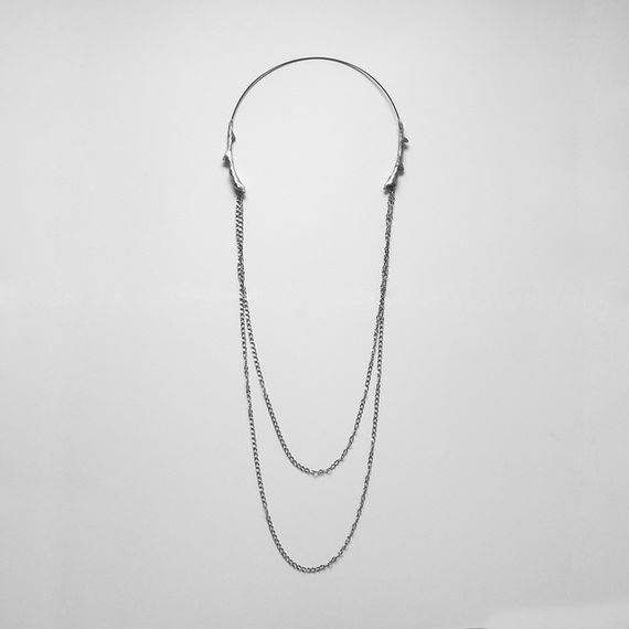 Necklace Torques Twig by  Samesis,