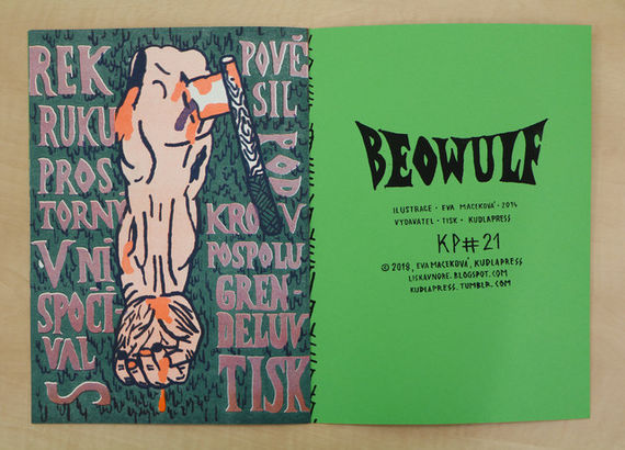 Artwork Beowulf - komiks other picture