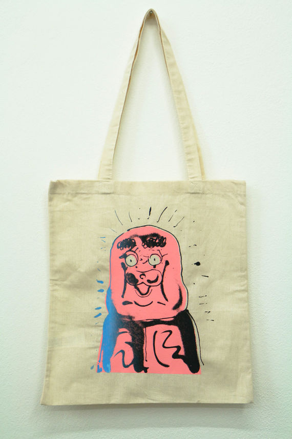 Tote bag Čvachtan by Eva Maceková,