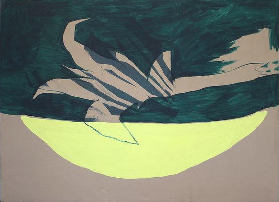 Shallow waters by Kristýna Krutilová,