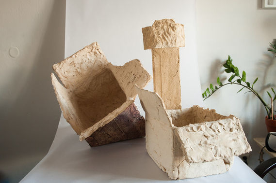 Krabice by Pavla Dundálková,