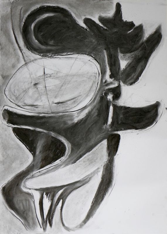 Illness as a Form of Language with Mania #4 by Matyáš Maláč,