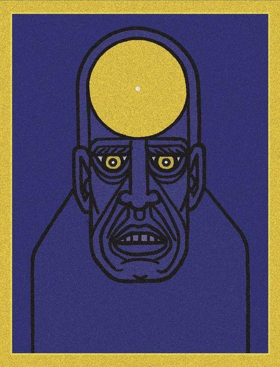 Skeptical Ear–Spirit Duchoslav Zářivý by Pavel Brázda,