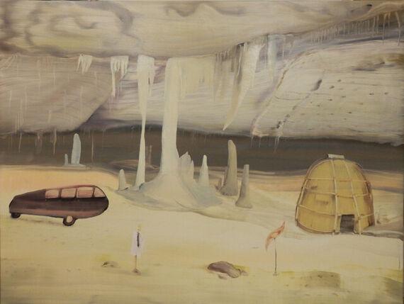 Cave by Aleš Zapletal,