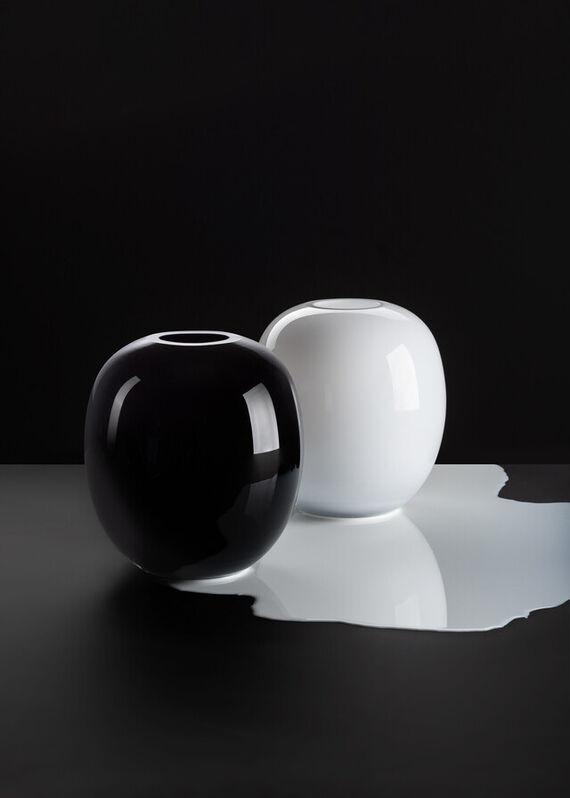 Artwork Black & White vase - Black other picture