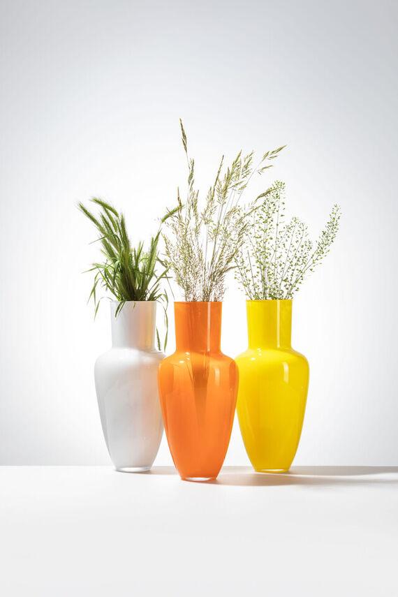 Artwork Garden vase - Orange other picture