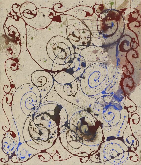 Bez názvu #5 (akryl) by Alžběta Krňanská,