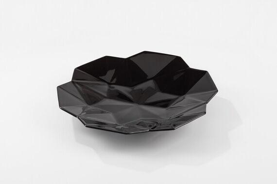 Black soup plate by  Vjemy,
