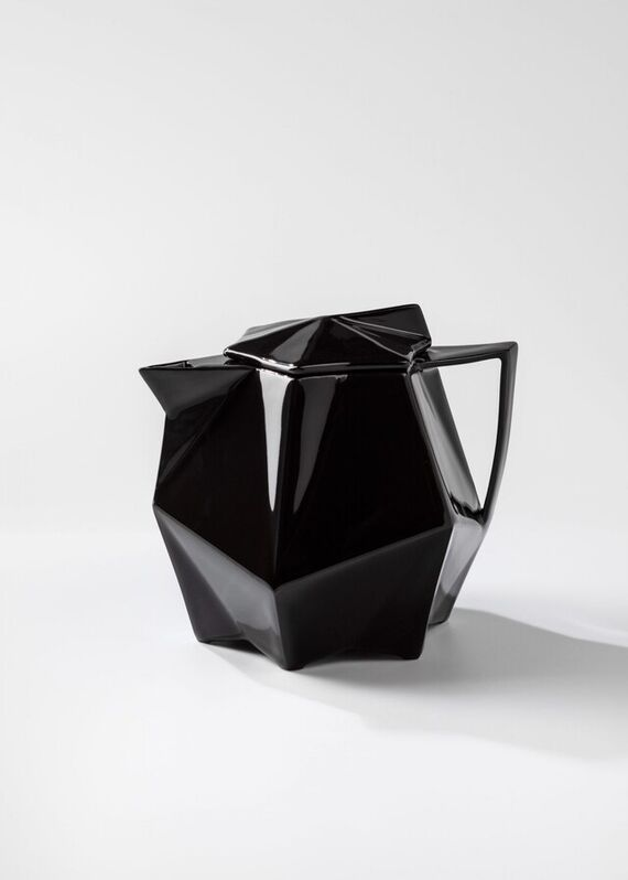 Black teapot by  Vjemy,