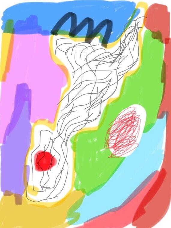 phone drawing 4271 by Adam Uchytil,