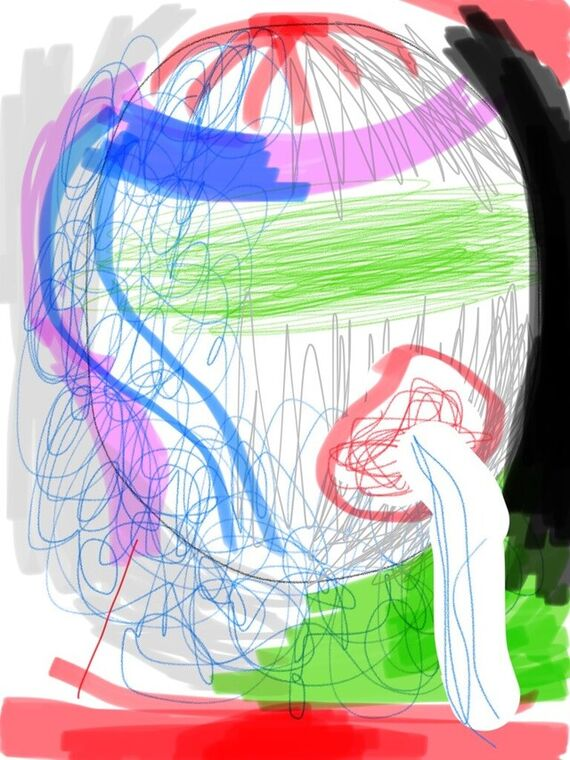 phone drawing 3928 by Adam Uchytil,