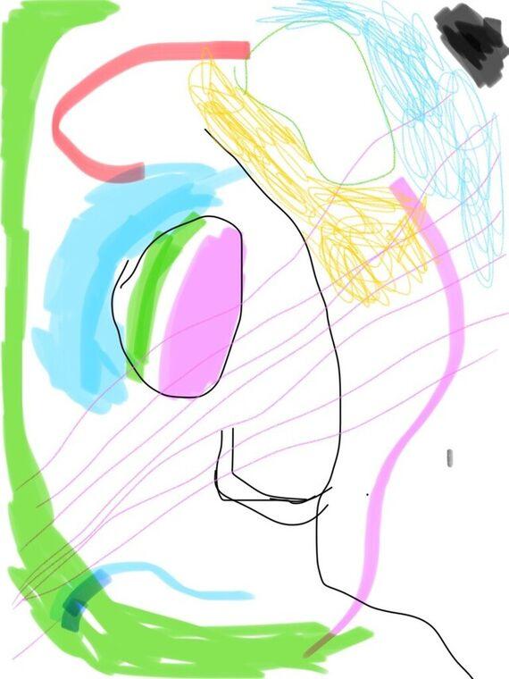 phone drawing 3921 by Adam Uchytil,