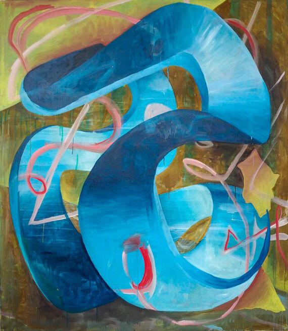 Strange loop by Nikola Lourková,