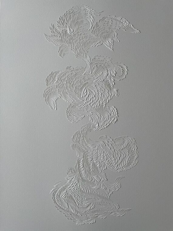 Floral série III. by Renata Machýčková,
