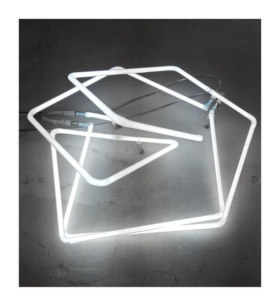 Neon + III by Helena Todd,