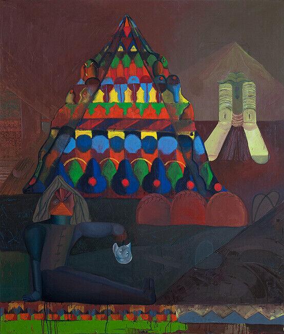 Pyramida by Pavla Malinová,