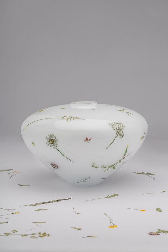 Fleur blanche by František  Jungvirt,
