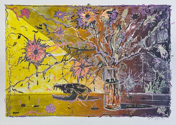Flowers / Vanitas 4 by Martin Salajka,