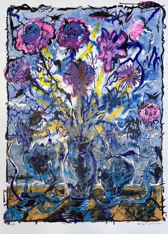 Flowers / Vanitas 2 by Martin Salajka,