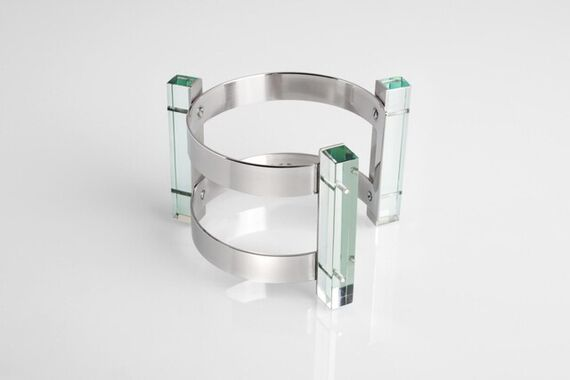 Technic double 3 perspex by Katerina  Reich,