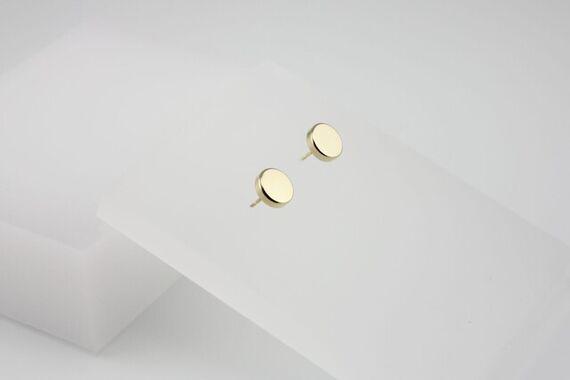 Kyō earrings dots big by Katerina  Reich,