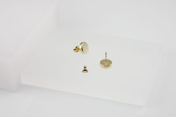 Artwork Kyō earrings dots big other picture