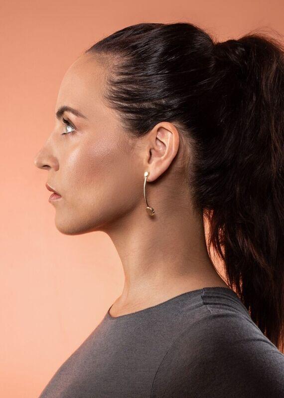 Artwork Kyō earrings long  other picture