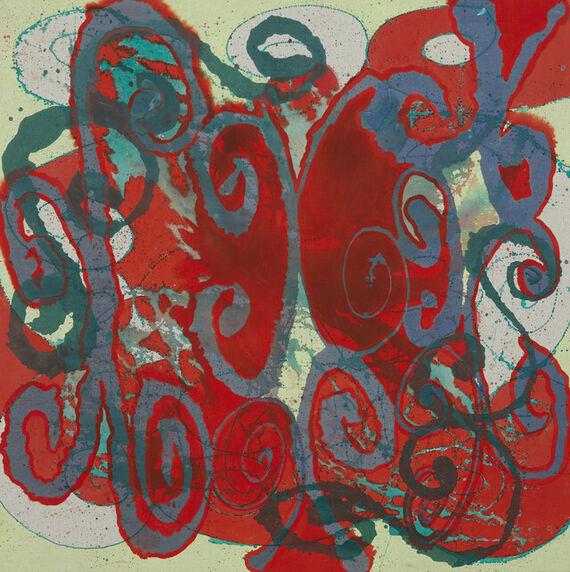 Bez názvu #8 (akryl) by Alžběta Krňanská,