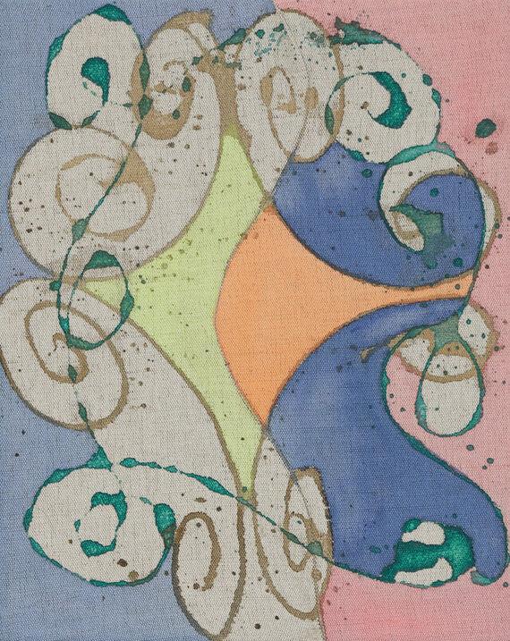 Bez názvu #9 (akryl) by Alžběta Krňanská,