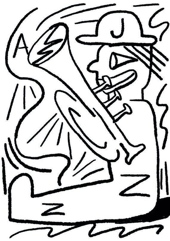 Jazz 03 by Přemysl Černý,