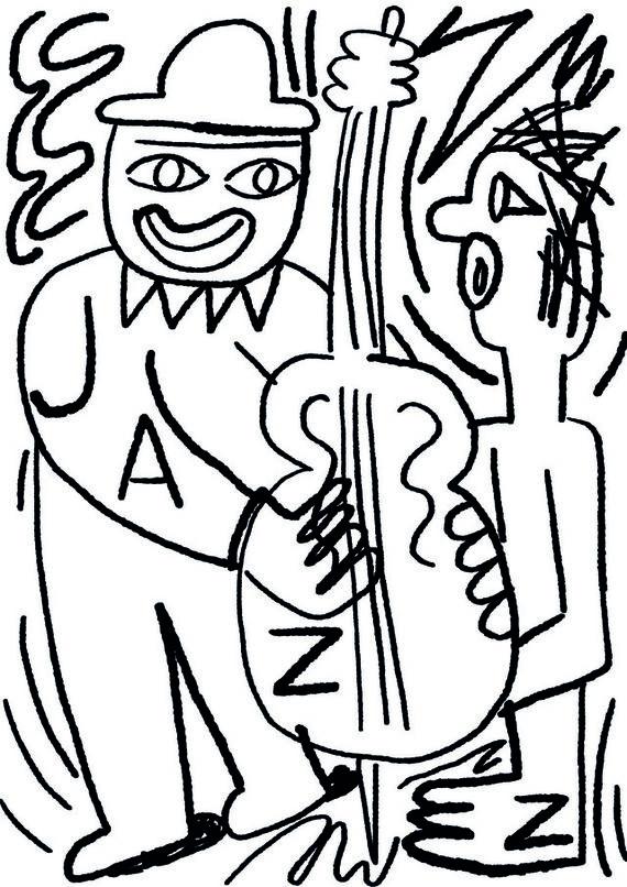 Jazz 01 by Přemysl Černý,