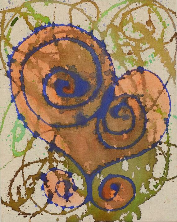 Bez názvu #13 (akryl) by Alžběta Krňanská,