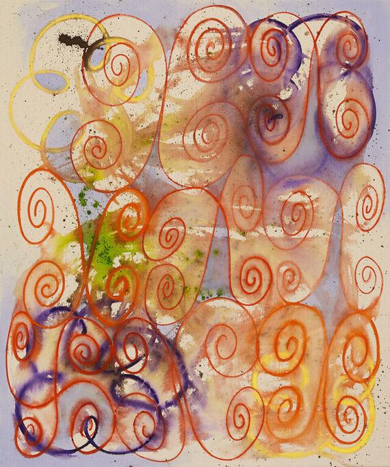 Bez názvu #15 (akryl) by Alžběta Krňanská,